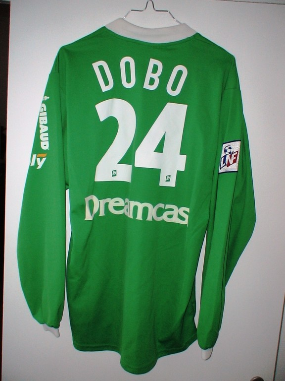 Yann Dobo - AS ST Etienne