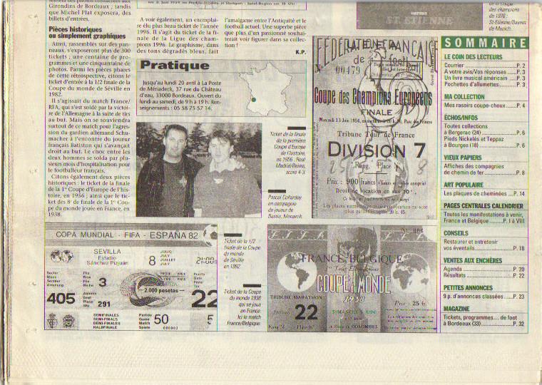 Pascal Collardey 1998 La Vie du Collectionneur 2