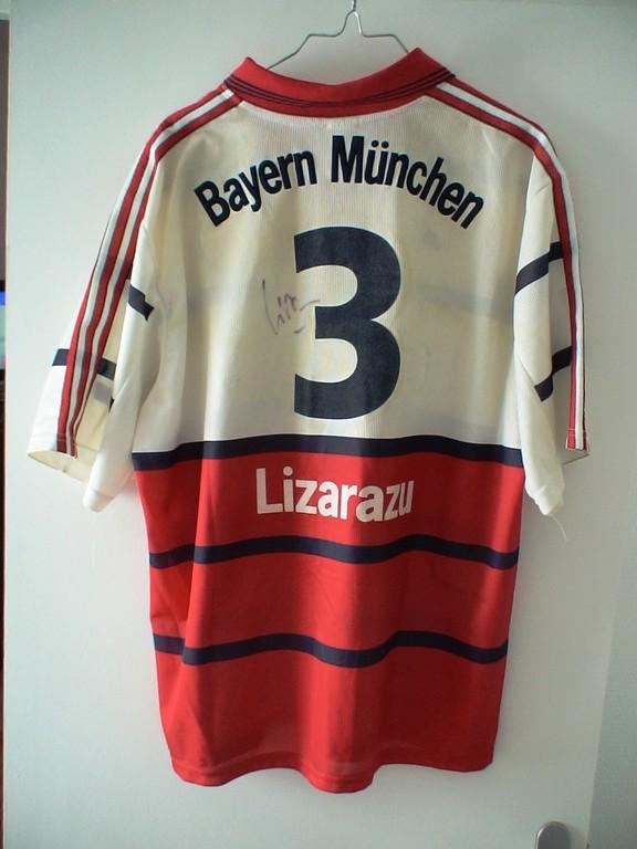 Bixente Lizarazu - Bayern Munchen
