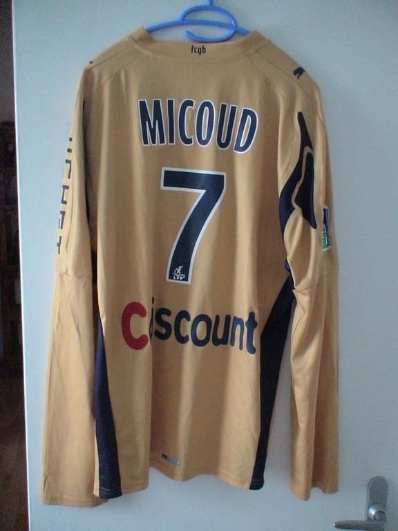 Johan Micoud - Toulouse FC - Bx