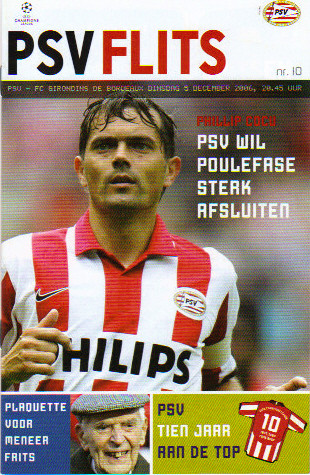 PSV Eindhoven- Girondins