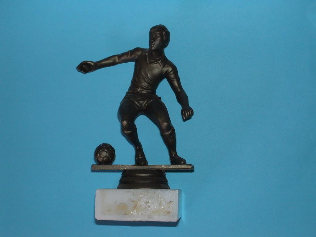 Figurine trophée