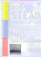 L'exploit au match retour ! 5 - 0 pourle Paris SG, un mythe parmi d'autres