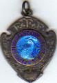 Rare Médaille commémorative Vainqueur de la Coupe de France 1966