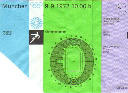 1972 Munich : FINALE Pologne - Hongrie
