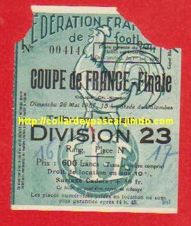 1957 : Toulouse FC bat SCO Angers 6 - 3
