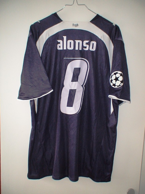 Alessandro Alonso - C/ Galatasaray Champions League