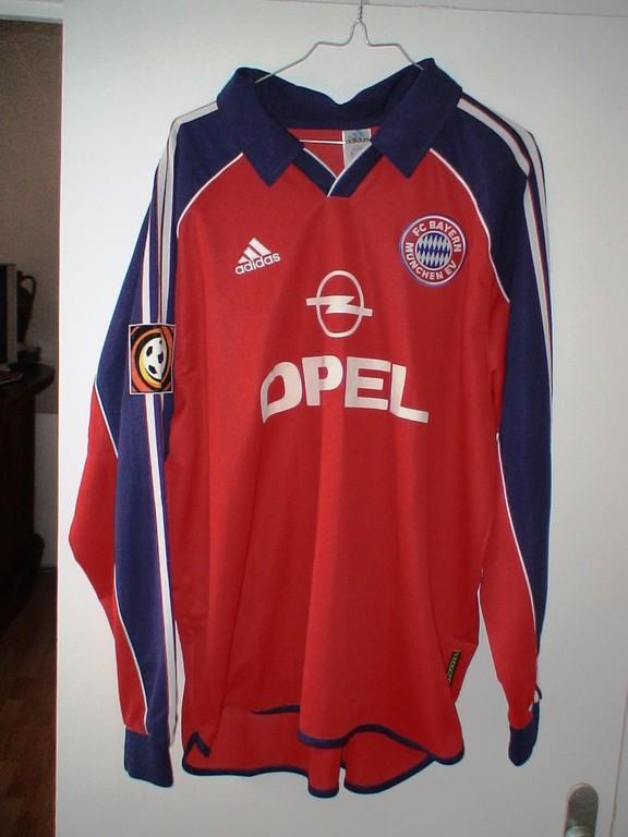 Willy Sagnol - Bayern Munich