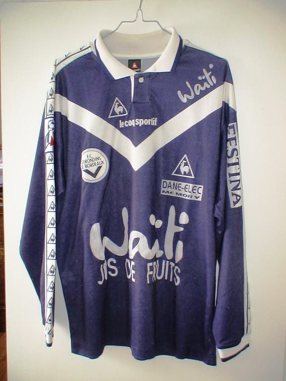 Johan Micoud - Année 99 Titre de Champion