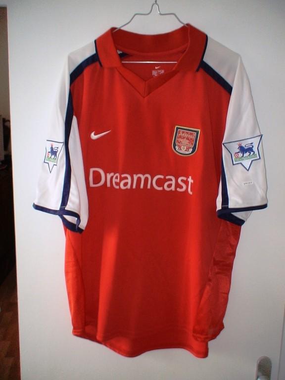 Patrick Vieira - Arsenal FC