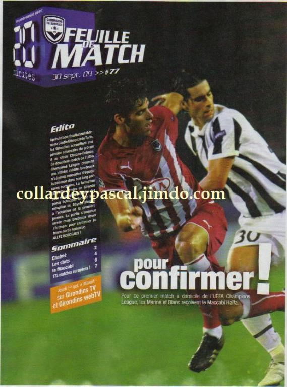 Girondins - Juventus Turin