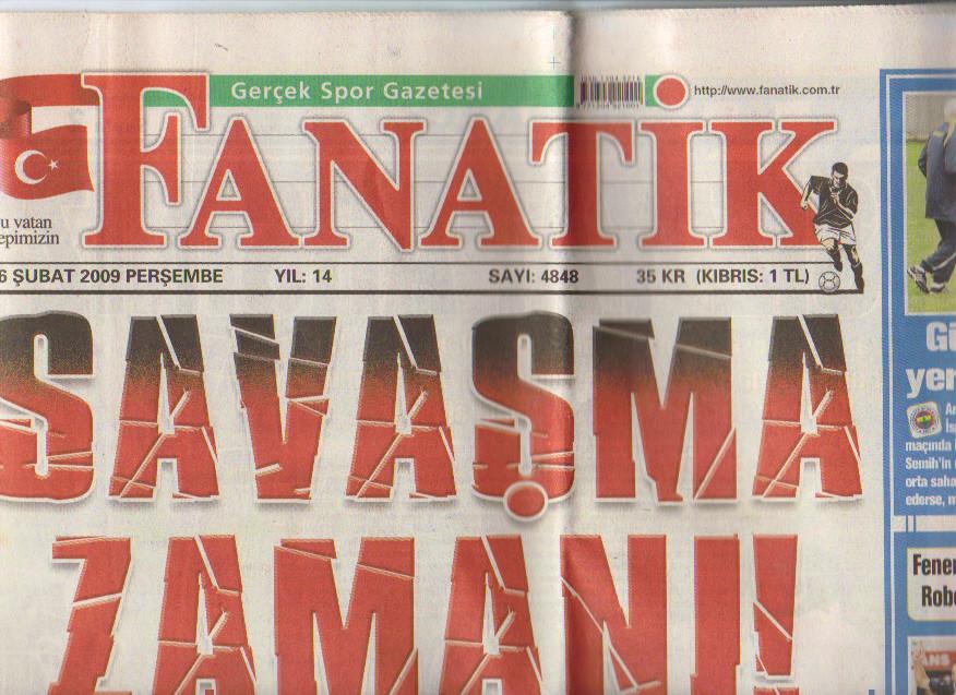 FC Galatasaray - Girondins (Programme 2)
