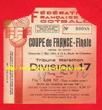 1961  UA Sedan-Torcy  bat  NîmesOl.  3 - 1
