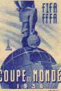 Timbre souscription Coupe du Monde 1938