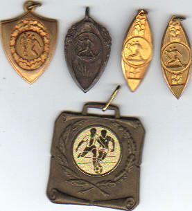 Diverses récompenses chez les équipes de jeunes(Personnel)
