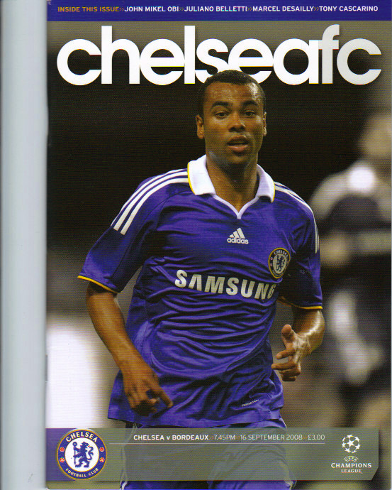 FC Chelsea - Girondins