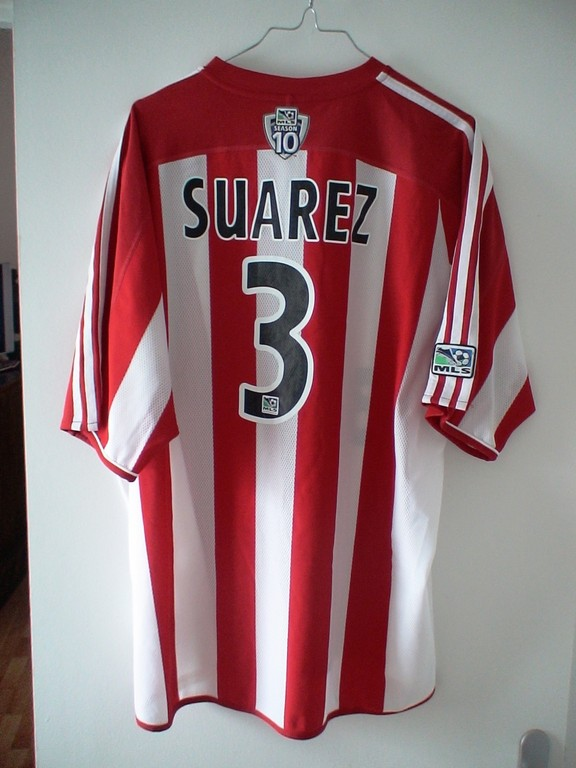 Suarez - CD Chivas USA