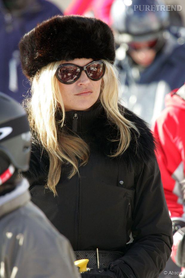 Kate Moss ou la Brigitte Bardot des neiges