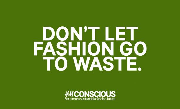 H&M conscious