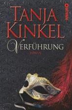 "Buchcover Tanja Kinkel ""Verführung"" (Knaur) Rezension"
