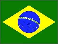 Brasilan flag