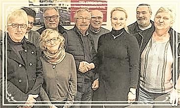 """Die AG """"60 Plus"""" im SPD-Stadtverband mit Jutta Dettmann"""