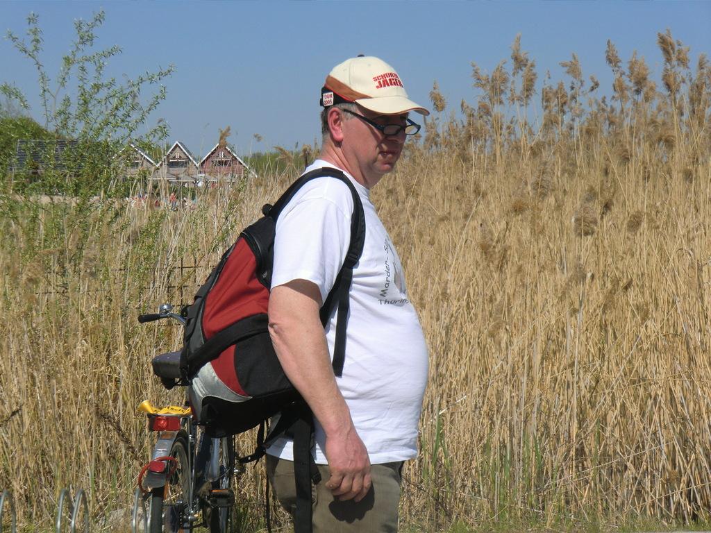 .... Christian, war der mit dem Fahrrad aus dem Voigtland hier?