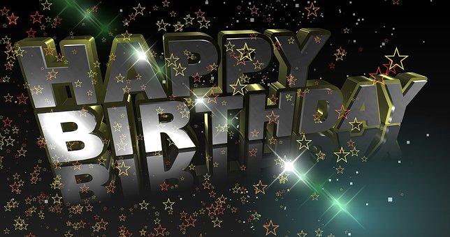 Alles Liebe zum 14. Geburtstag :-(