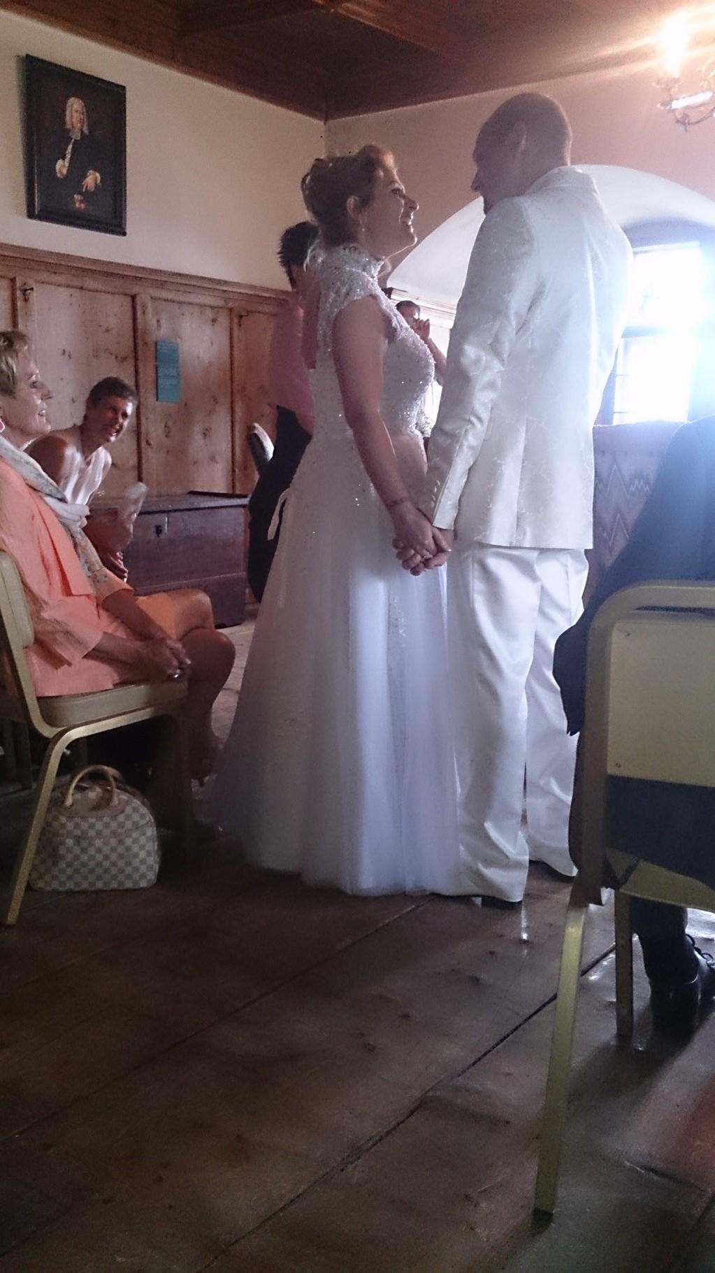 Franziska und Daniel am 12.06.2015