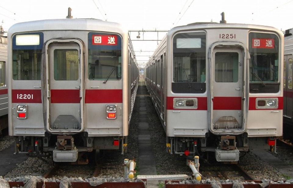 東武鉄道10000系