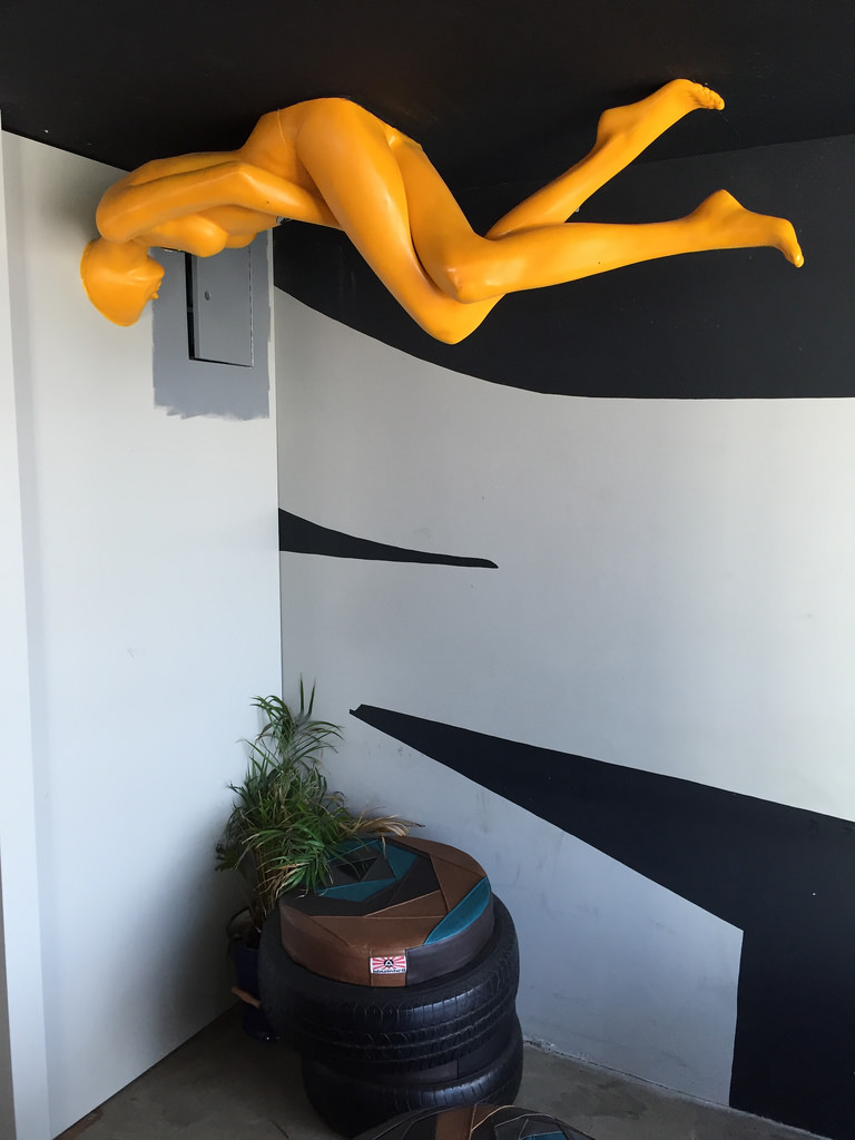 Lamp Design // Canvas op de 7e // Volkshotel, Amsterdam