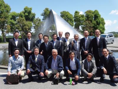 全国ブロック長会議  成田ビューホテル 2014.05.17