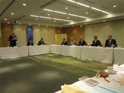 2013ザーレン関東ブロック拡大会議  ホテルサンルート有明 2013.11.15