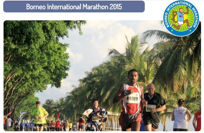 画像:ボルネオ インターナショナル マラソンウェブサイトより