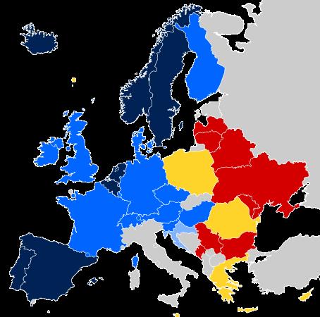 Die rechtliche Situation in Europa (Wikipedia)
