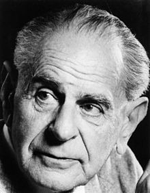 Karl R. Popper (Quelle: Wikipedia)