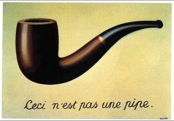 R. Magritte (Bildquelle: Wikipedia)