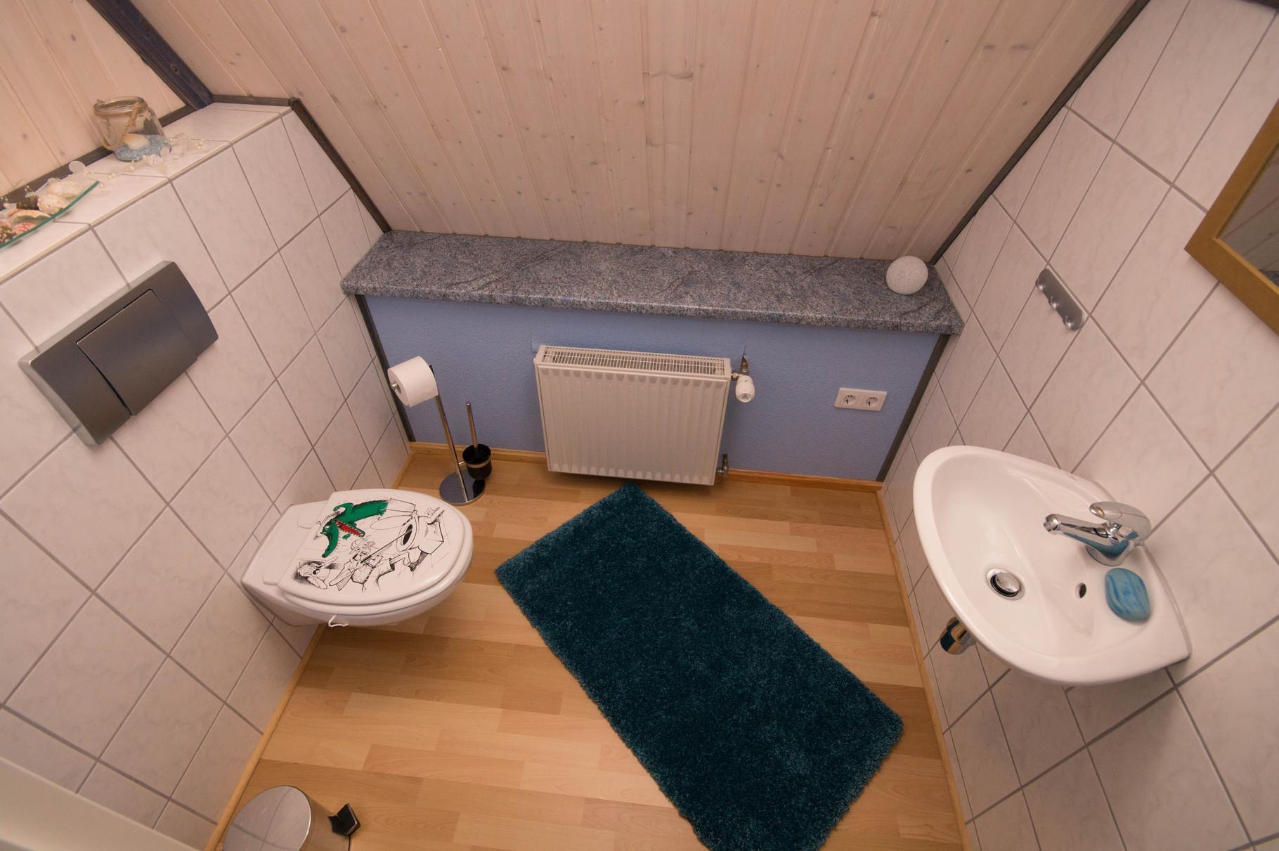 Toilette DG