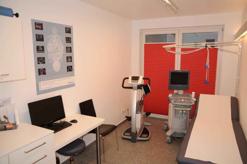 Funktionsdiagnostik und Ultraschall
