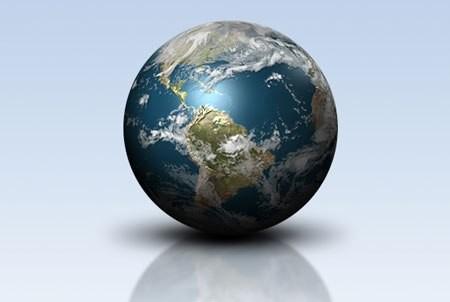Создать, 3D, планета