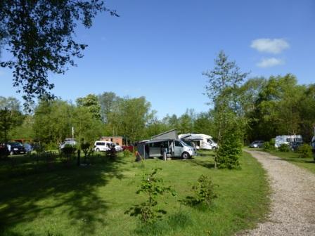 Naturcamping Kirchsee