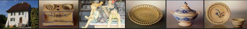 Keramikmuseum besichtigen Töpfern