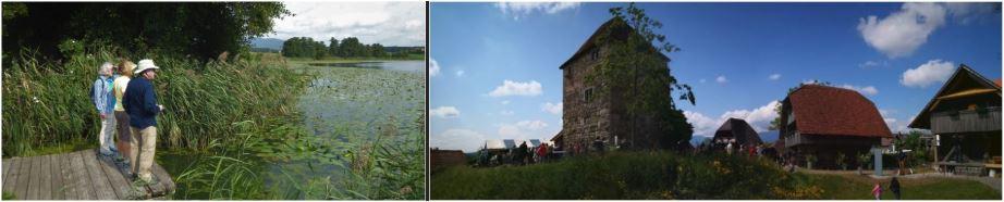 Schulreise Wasseramt Günstige Gruppenräume sobald wir das Virus  im Griff haben! Aktuell Pfahlbauer Wanderung