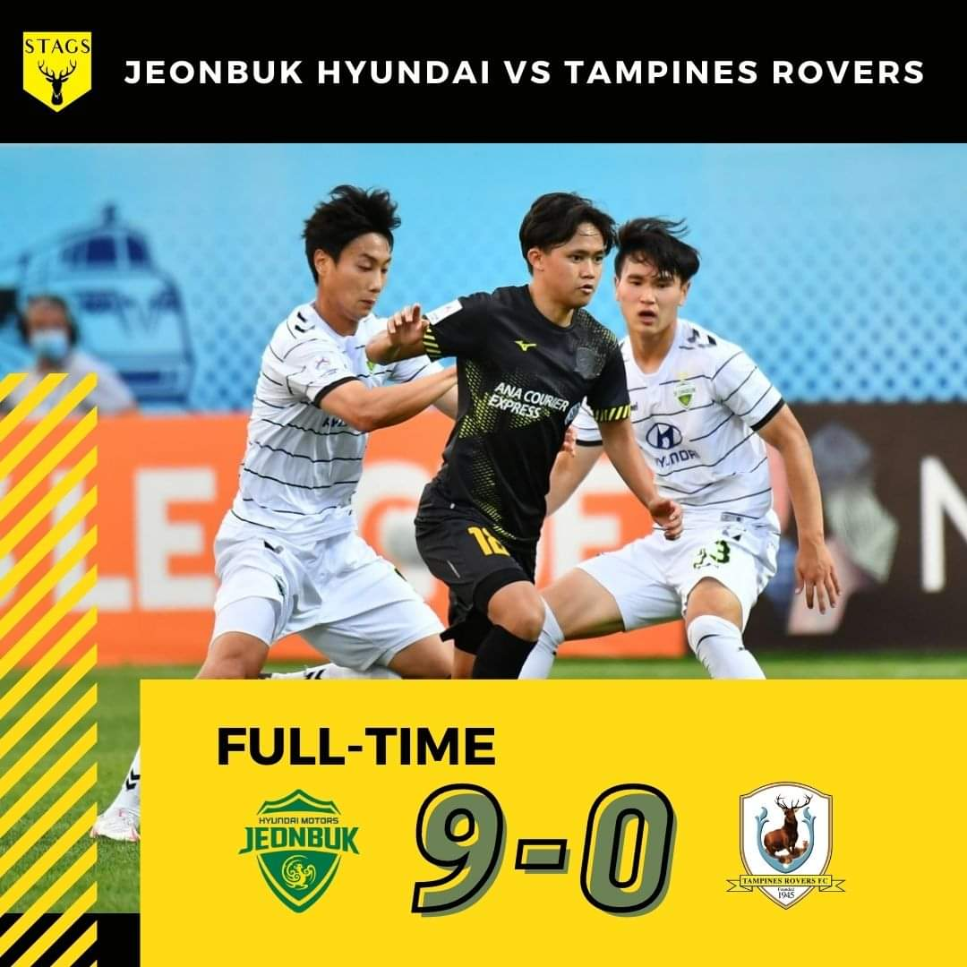 Trashing for Tampines - Was it really that bad?