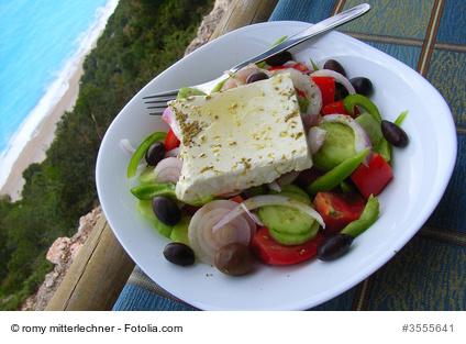 Choriatiki - Griechischer Bauernsalat