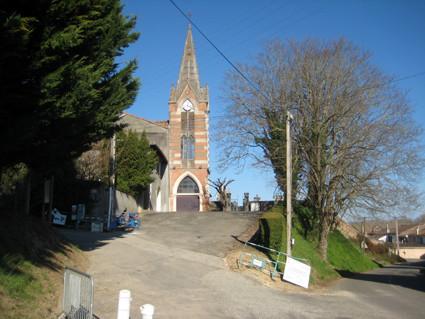 L'église d'Ardus