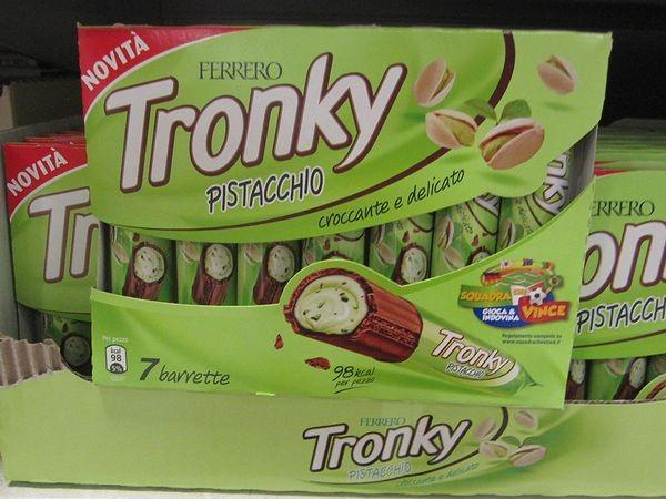 ピスタチオのお菓子Trony