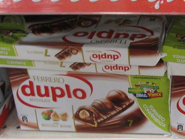 イタリアの子供はみんな知ってるDuplo
