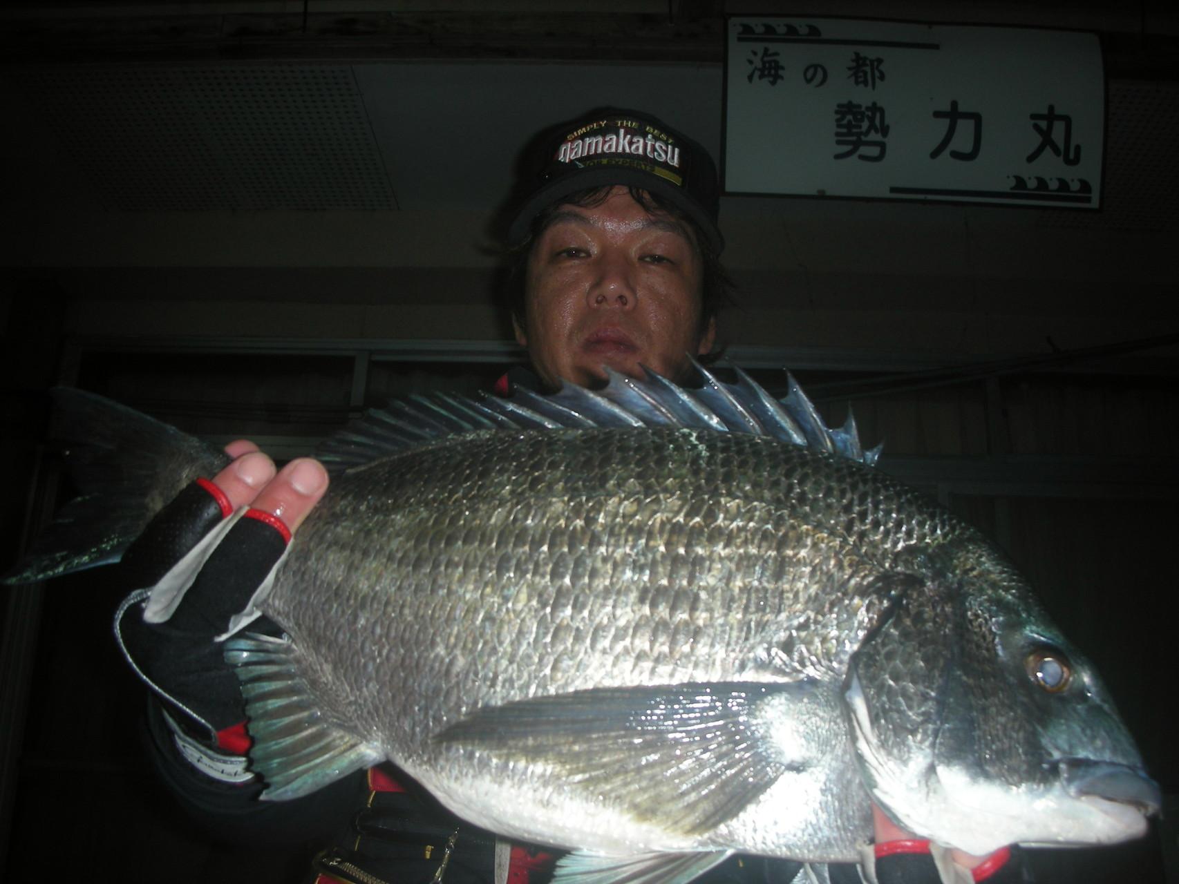 2月22日 木田さん ガバチヌ50.4㎝・2.35㎏