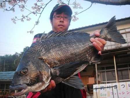 北岡 翔一郎さん 54.4㎝